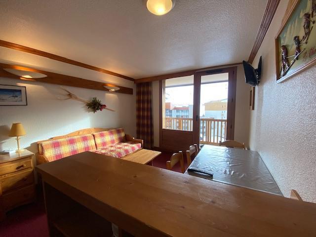 Holiday in mountain resort Studio 4 people (168) - La Résidence la Roche Blanche - Val Thorens