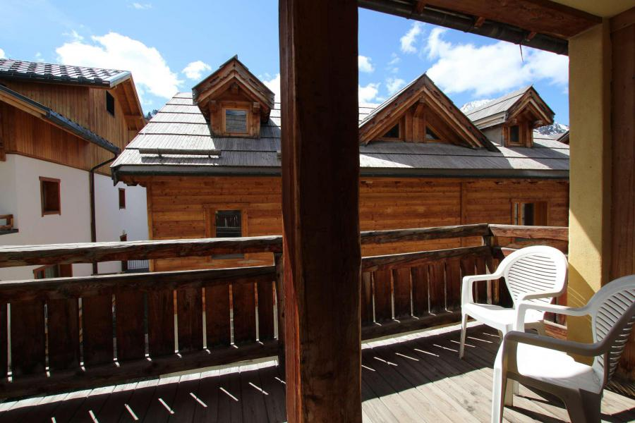 Holiday in mountain resort 3 room apartment 6 people (045) - La Résidence la Tourmente - Montgenèvre