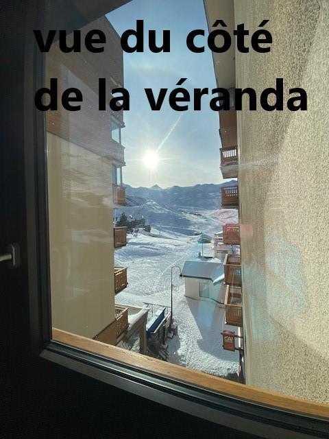 Holiday in mountain resort Studio 3 people (378) - La Résidence la Vanoise - Val Thorens