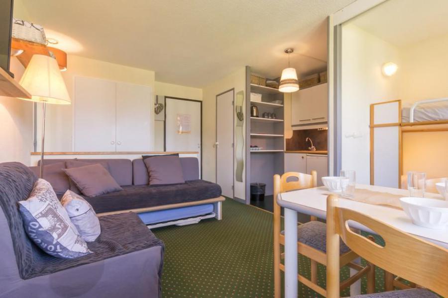 Holiday in mountain resort 2 room apartment cabin 6 people (004) - La Résidence le 3ème Dé - Montchavin - La Plagne - Bench seat