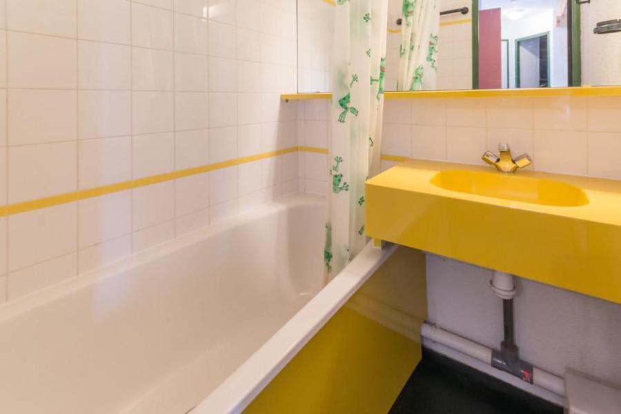 Holiday in mountain resort 3 room mezzanine apartment 6 people (404) - La Résidence le 3ème Dé - Montchavin - La Plagne - Bathroom