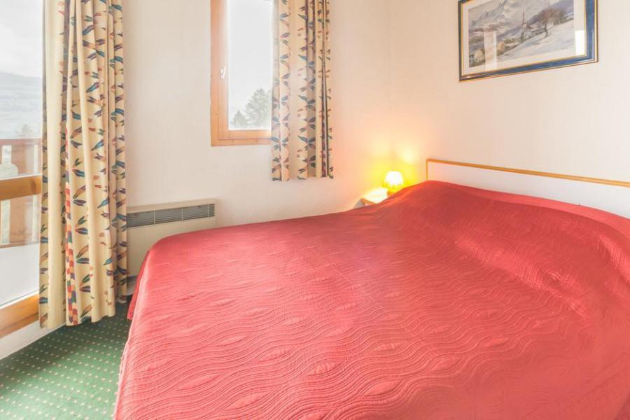 Holiday in mountain resort 3 room mezzanine apartment 6 people (404) - La Résidence le 3ème Dé - Montchavin - La Plagne - Bedroom