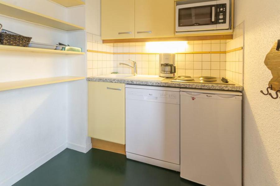 Holiday in mountain resort 3 room mezzanine apartment 6 people (404) - La Résidence le 3ème Dé - Montchavin - La Plagne - Kitchen