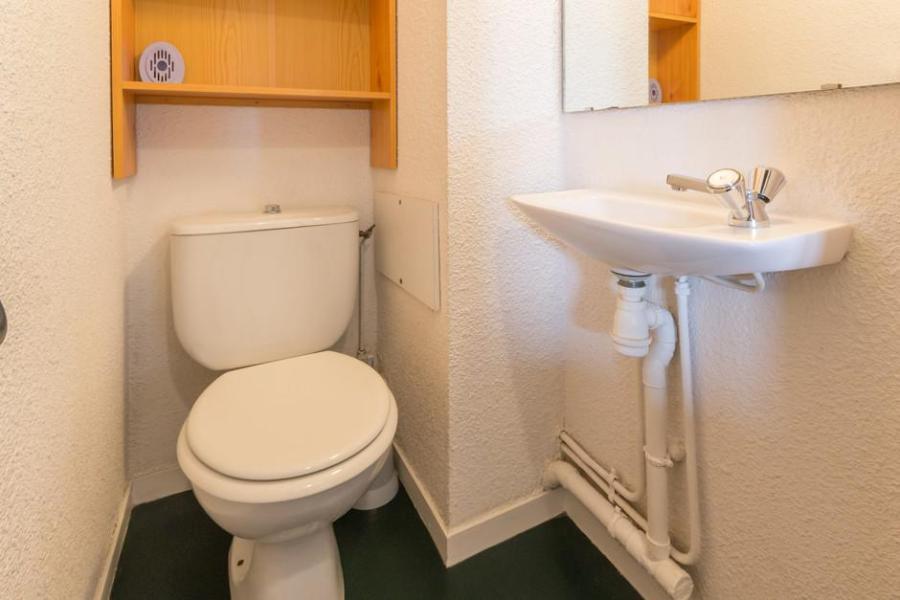 Holiday in mountain resort 3 room mezzanine apartment 6 people (404) - La Résidence le 3ème Dé - Montchavin - La Plagne - WC