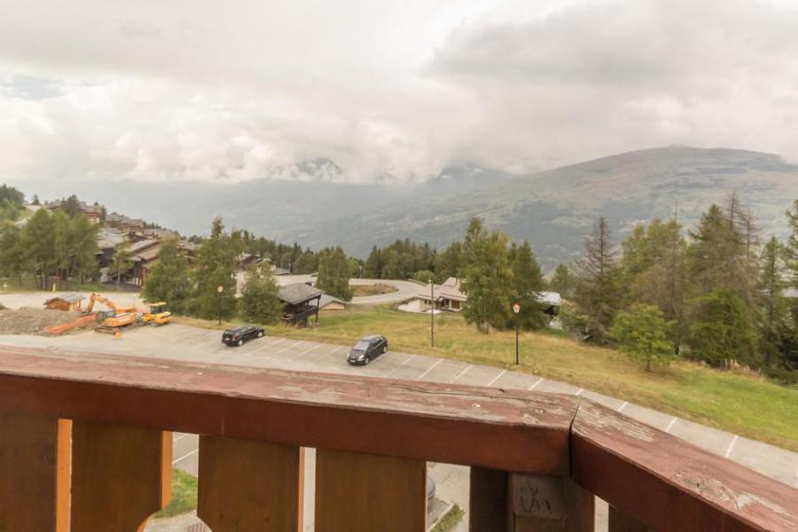Holiday in mountain resort 3 room mezzanine apartment 6 people (404) - La Résidence le 3ème Dé - Montchavin - La Plagne - Summer outside