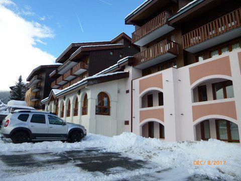 Holiday in mountain resort La Résidence le 3ème Dé - Montchavin - La Plagne
