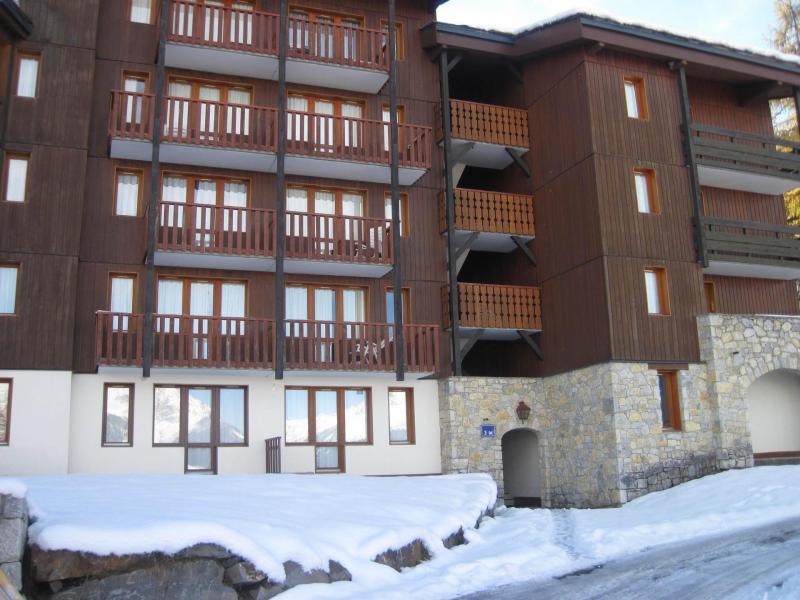 Vakantie in de bergen La Résidence le 3ème Dé - Montchavin La Plagne