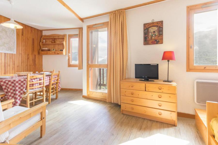 Holiday in mountain resort 2 room apartment 4 people (BAI19) - La Résidence le Bastion I - Montchavin - La Plagne - Sofa-bed