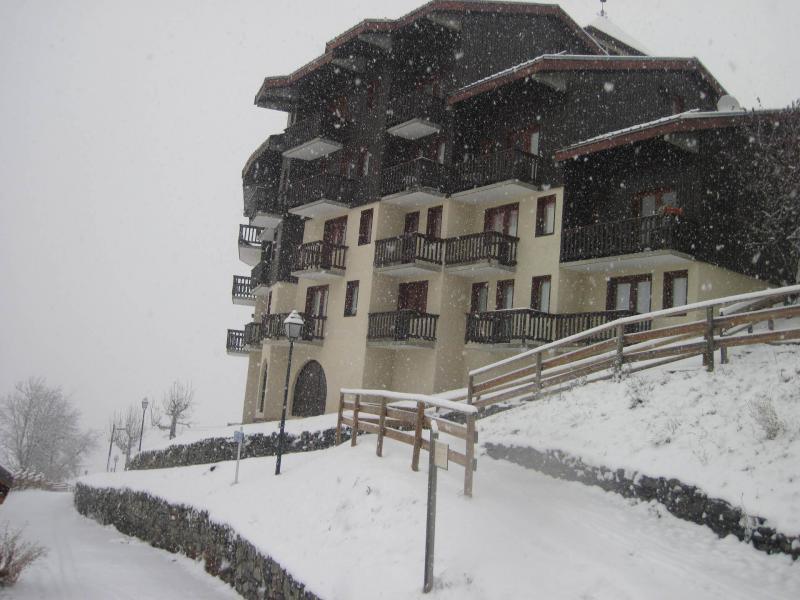Vakantie in de bergen La Résidence le Bastion I - Montchavin La Plagne