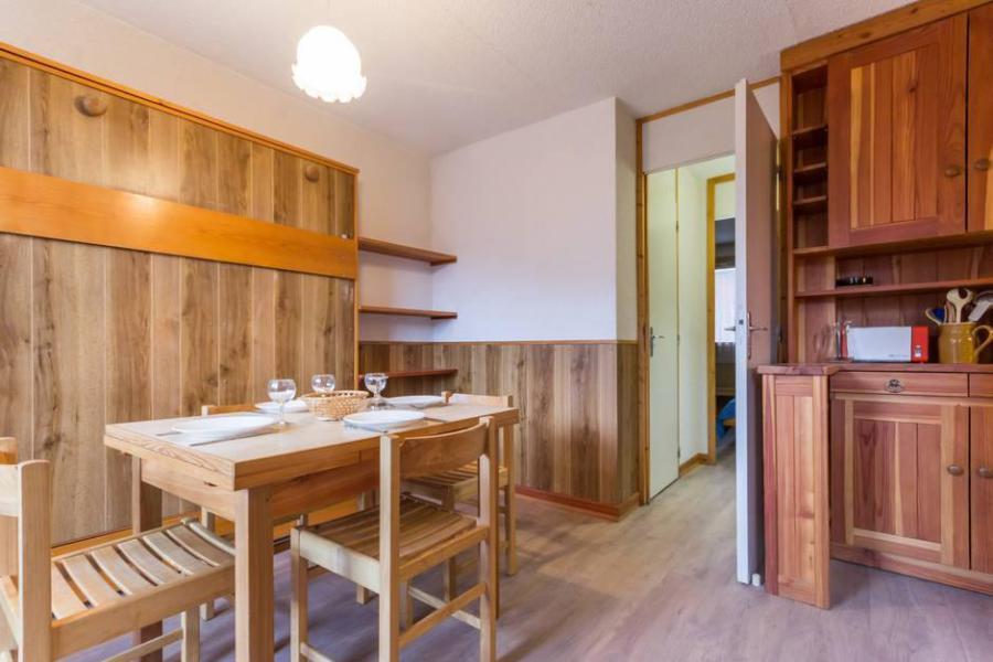 Vakantie in de bergen Appartement 2 kamers 5 personen (BAI18) - La Résidence le Bastion I - Montchavin La Plagne