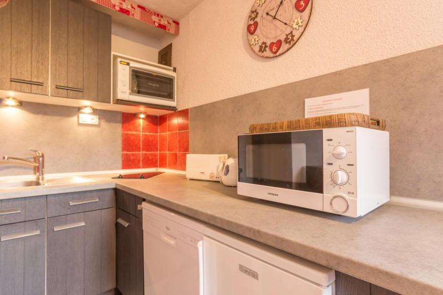 Vakantie in de bergen Studio cabine 4 personen (BAI2) - La Résidence le Bastion I - Montchavin La Plagne