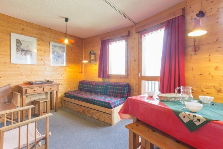 Holiday in mountain resort Studio 4 people (BAI8) - La Résidence le Bastion I - Montchavin - La Plagne - Sofa-bed