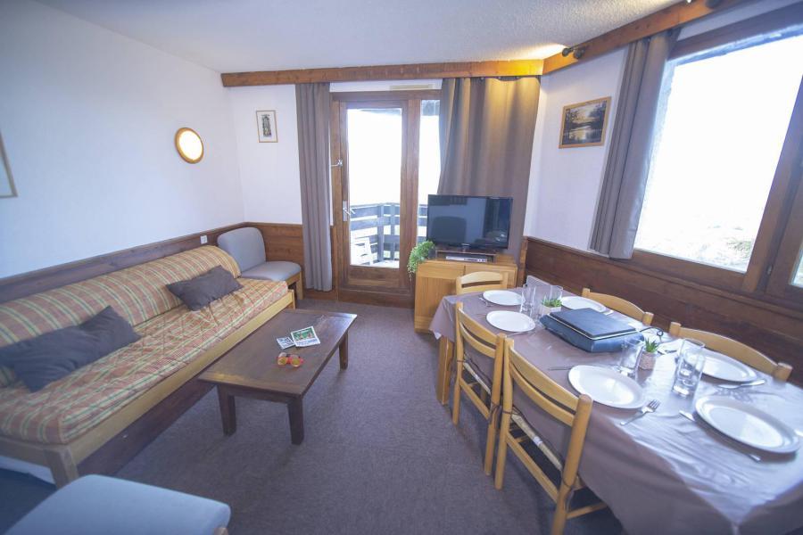Wakacje w górach Apartament 2 pokojowy z alkową 6 osób (B1001) - La Résidence le Belvédère - Les Orres