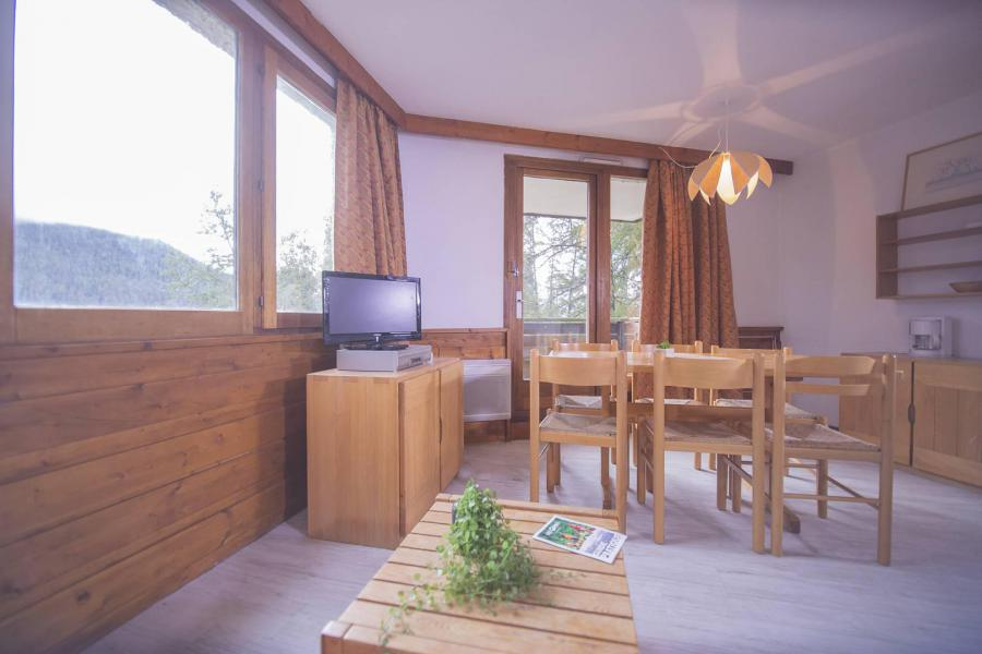 Wakacje w górach Apartament 2 pokojowy 6 osób (B103) - La Résidence le Belvédère - Les Orres