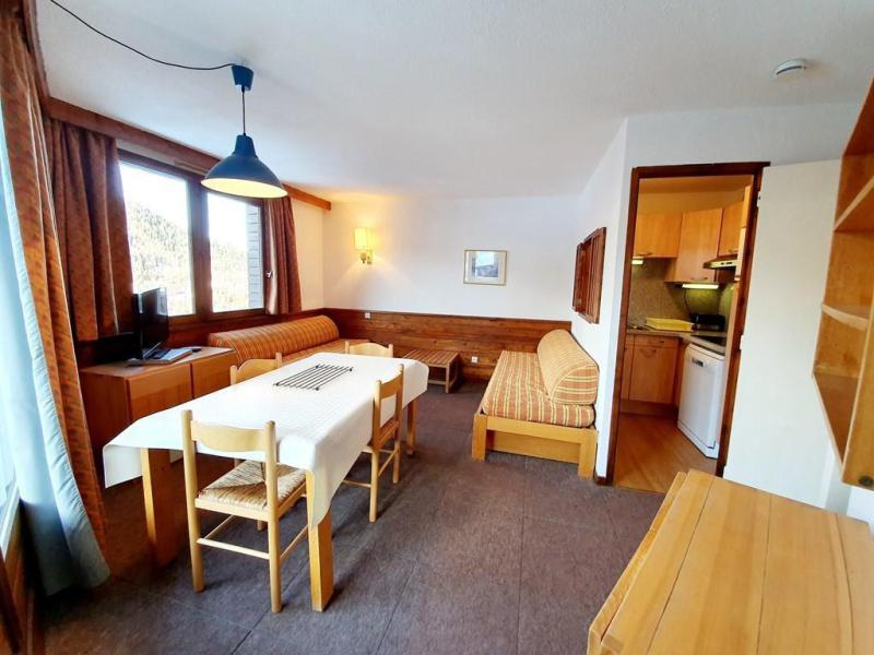 Wakacje w górach Apartament 2 pokojowy 5 osób (BD1006) - La Résidence le Belvédère - Les Orres - Pokój gościnny