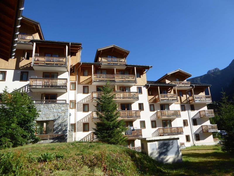Wakacje w górach La Résidence le Blanchot - Pralognan-la-Vanoise - Na zewnątrz latem