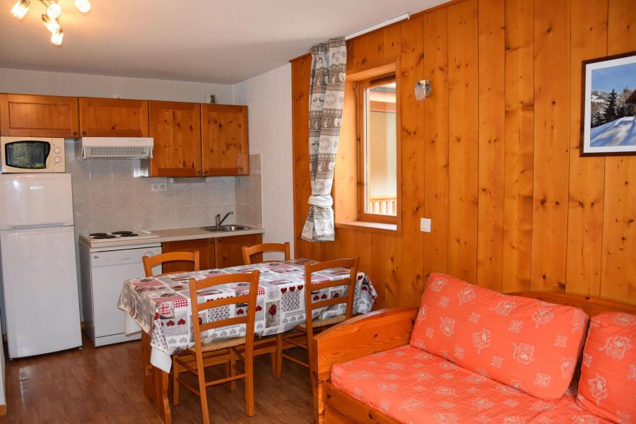 Wakacje w górach Apartament 3 pokojowy 4 osób (48) - La Résidence le Blanchot - Pralognan-la-Vanoise