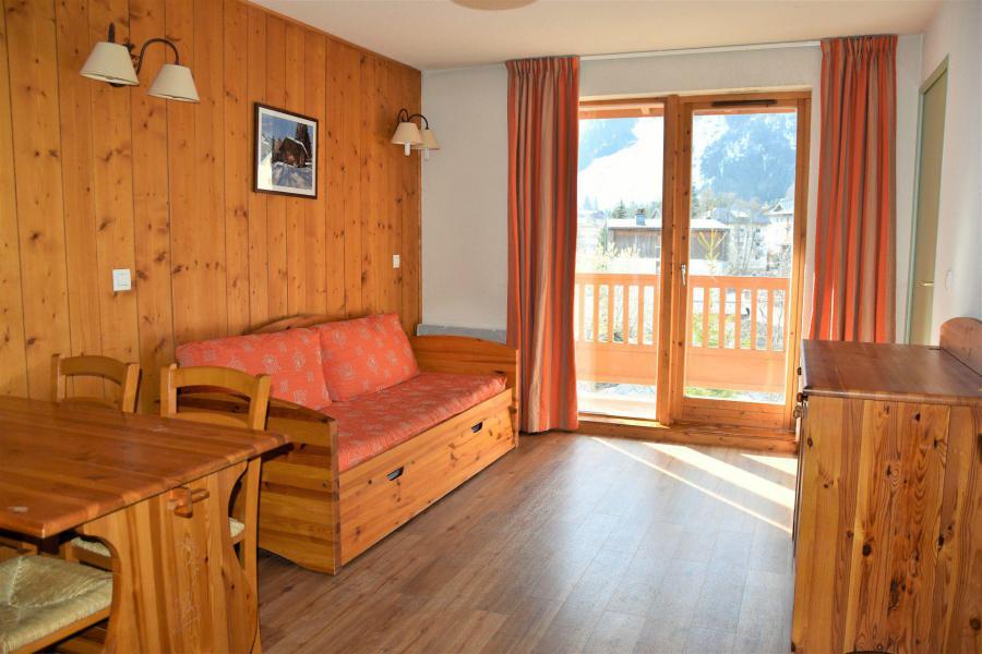 Wakacje w górach Apartament 2 pokojowy 4 osób (45) - La Résidence le Blanchot - Pralognan-la-Vanoise - Pokój gościnny