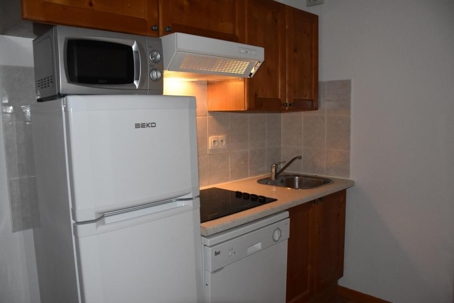 Wakacje w górach Apartament 3 pokojowy 4 osób (59) - La Résidence le Blanchot - Pralognan-la-Vanoise - Aneks kuchenny