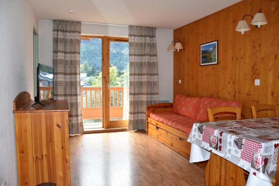 Wakacje w górach Apartament 3 pokojowy 4 osób (59) - La Résidence le Blanchot - Pralognan-la-Vanoise - Pokój gościnny