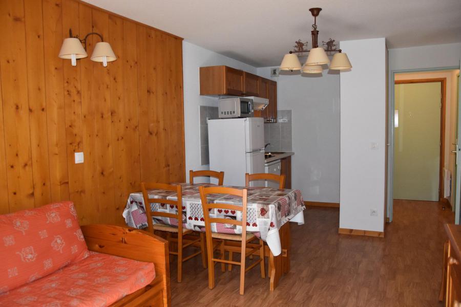 Wakacje w górach Apartament 3 pokojowy 4 osób (59) - La Résidence le Blanchot - Pralognan-la-Vanoise - Stołem