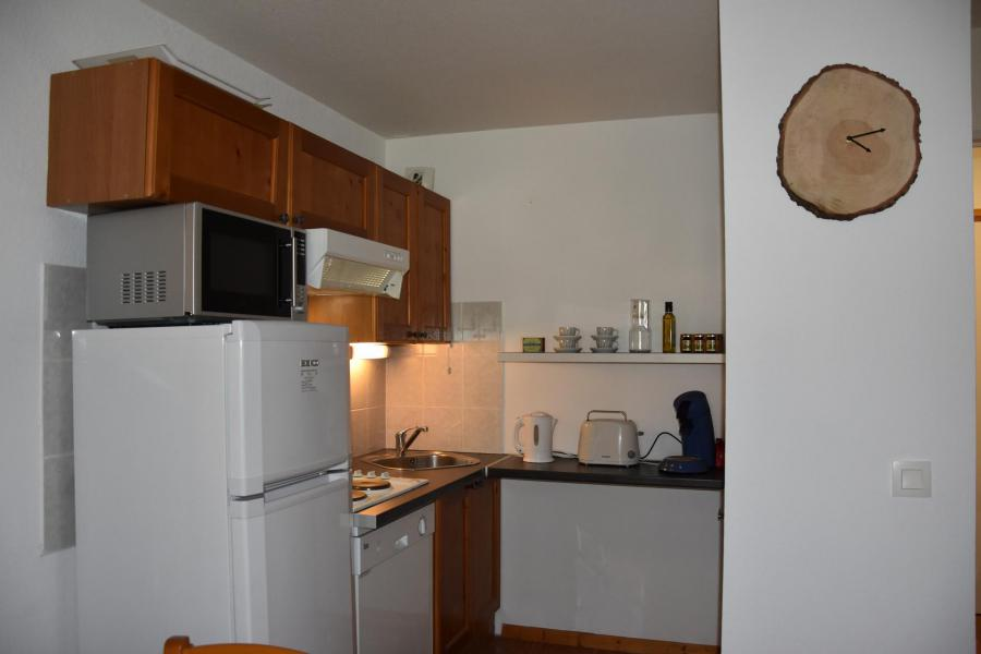 Wakacje w górach Apartament 3 pokojowy 6 osób (27) - La Résidence le Blanchot - Pralognan-la-Vanoise - Aneks kuchenny