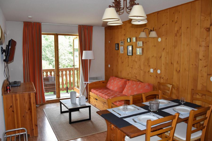 Wakacje w górach Apartament 3 pokojowy 6 osób (27) - La Résidence le Blanchot - Pralognan-la-Vanoise - Pokój gościnny