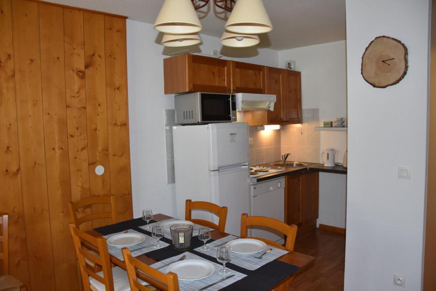 Wakacje w górach Apartament 3 pokojowy 6 osób (27) - La Résidence le Blanchot - Pralognan-la-Vanoise - Stołem