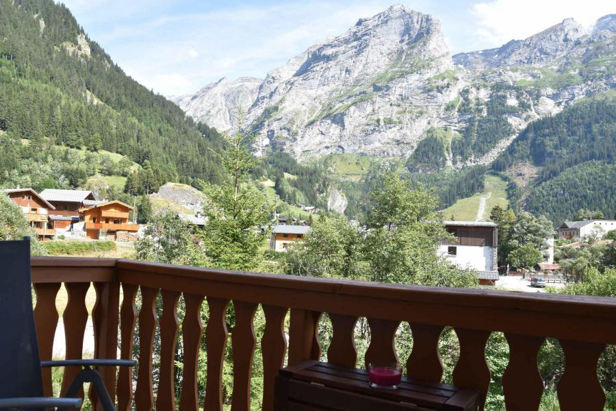 Wakacje w górach Apartament 3 pokojowy 6 osób (27) - La Résidence le Blanchot - Pralognan-la-Vanoise - Wanną