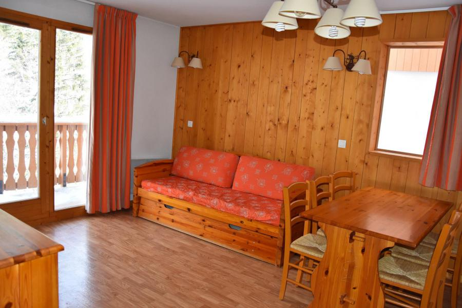Wakacje w górach Apartament 3 pokojowy 6 osób (33) - La Résidence le Blanchot - Pralognan-la-Vanoise - Pokój gościnny