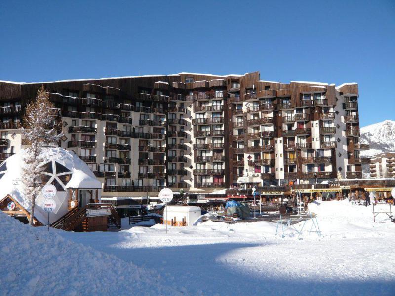 Vacances en montagne Studio 3 personnes (513) - La Résidence le Boussolenc - Les Orres