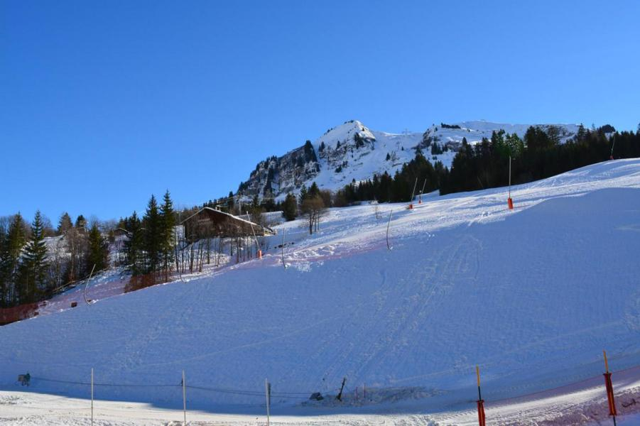 Wakacje w górach Studio z antresolą 8 osób (3XA) - La Résidence le Castel des Neiges - Le Grand Bornand