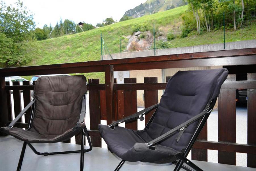 Wakacje w górach Studio z alkową 4 osoby (0E) - La Résidence le Castel des Neiges - Le Grand Bornand