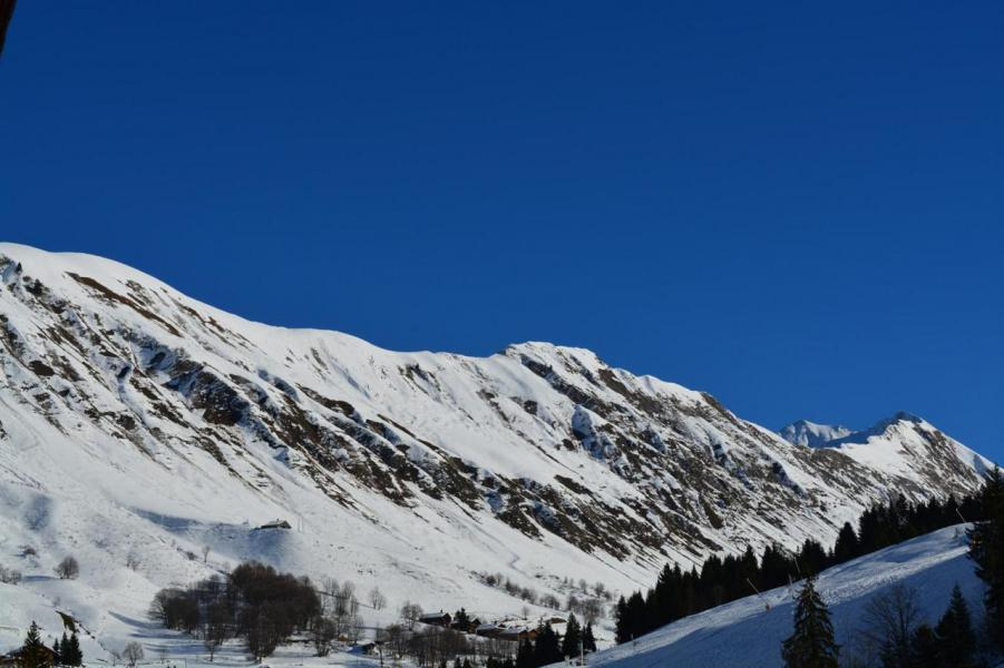 Wakacje w górach Studio z alkową 6 osób (56) - La Résidence le Castel des Neiges - Le Grand Bornand
