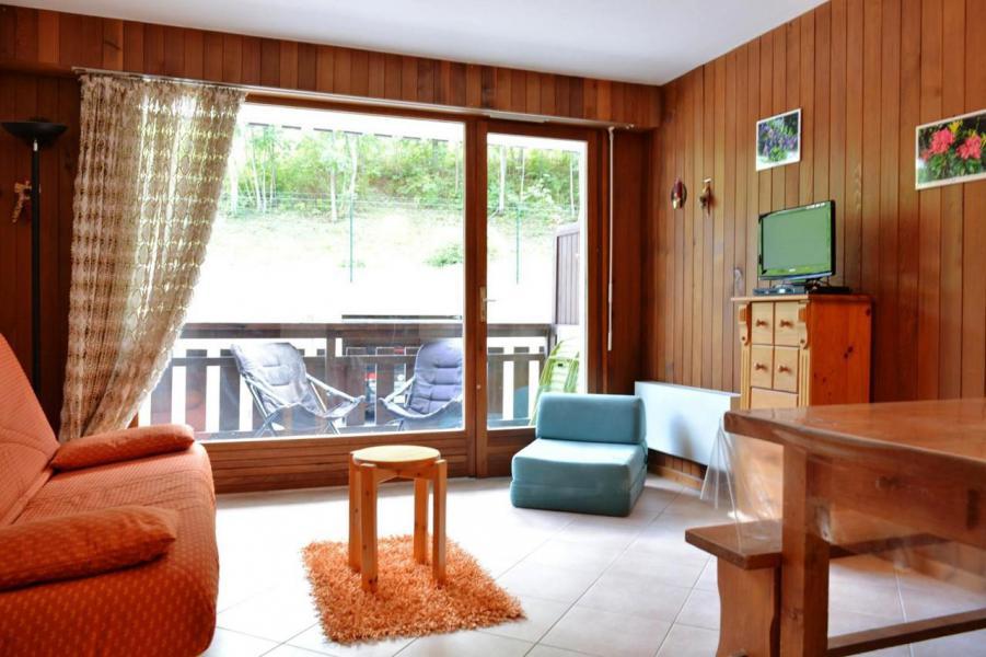 Wakacje w górach Studio z alkową 4 osoby (0E) - La Résidence le Castel des Neiges - Le Grand Bornand - Pokój gościnny