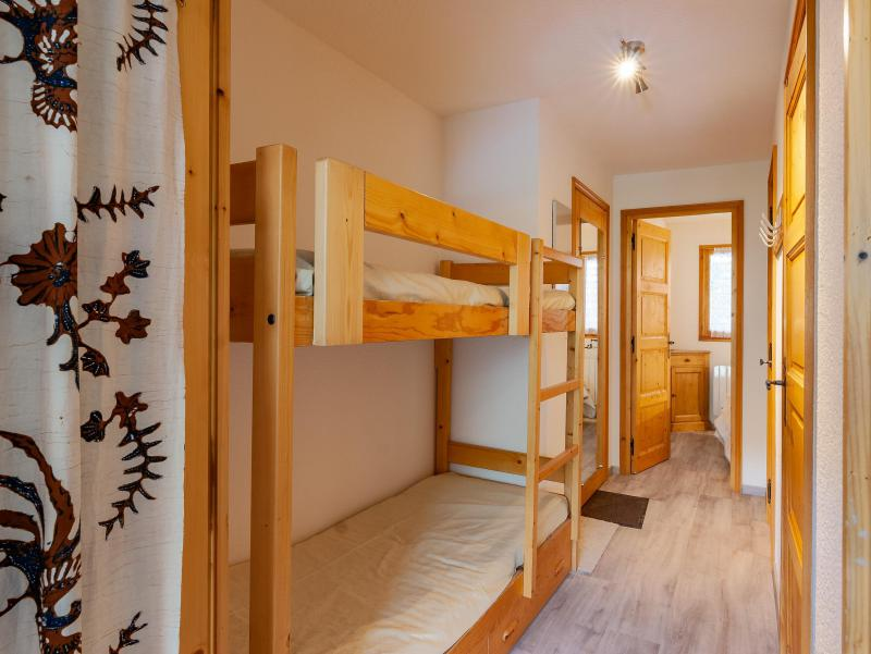 Vacances en montagne Appartement 2 pièces 5 personnes (B2) - La Résidence le Christmas - Méribel - Lits superposés