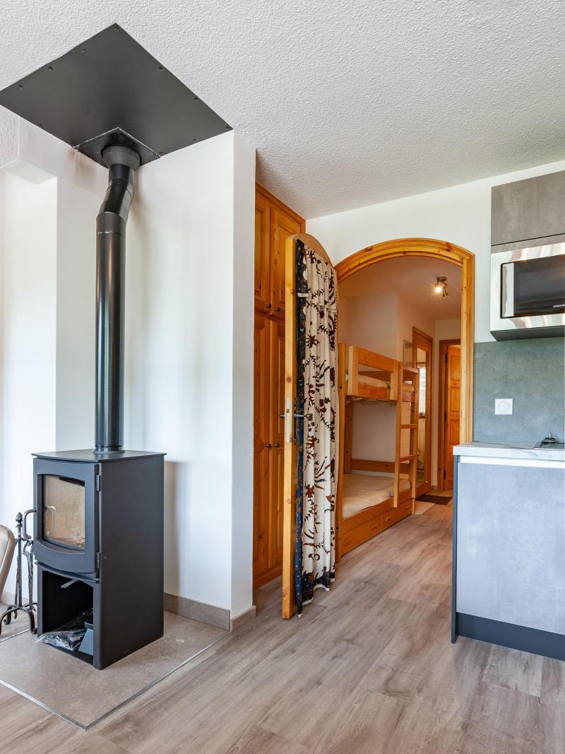 Vacances en montagne Appartement 2 pièces 5 personnes (B2) - La Résidence le Christmas - Méribel - Séjour