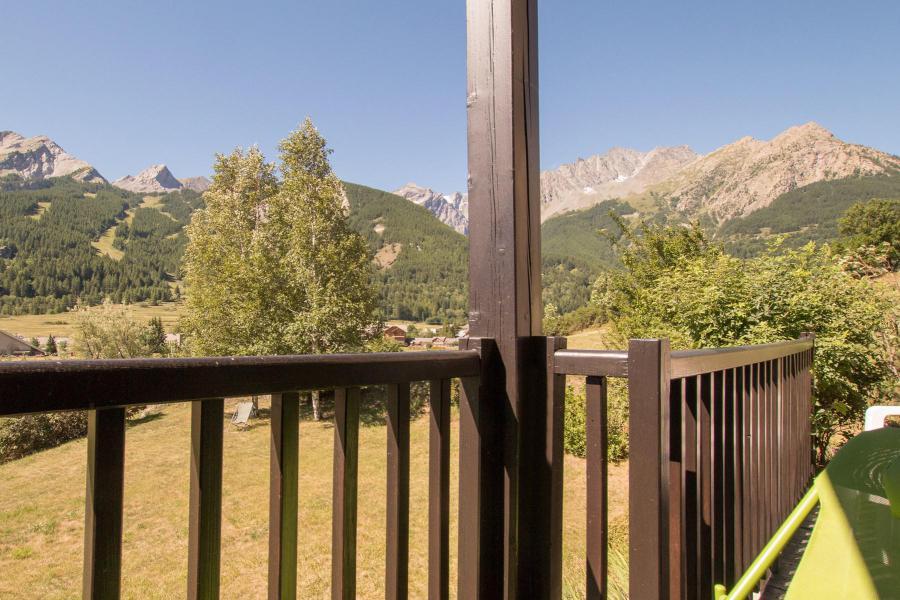 Location au ski Appartement triplex 5 pièces 8 personnes (6) - La Résidence le Clos des Abeilles - Serre Chevalier - Extérieur été