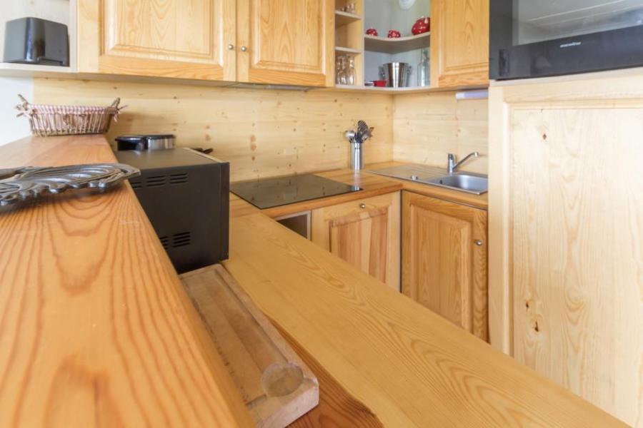 Vakantie in de bergen Appartement 3 kamers 6 personen (DAM3) - La Résidence le Damier - Montchavin La Plagne - Verblijf