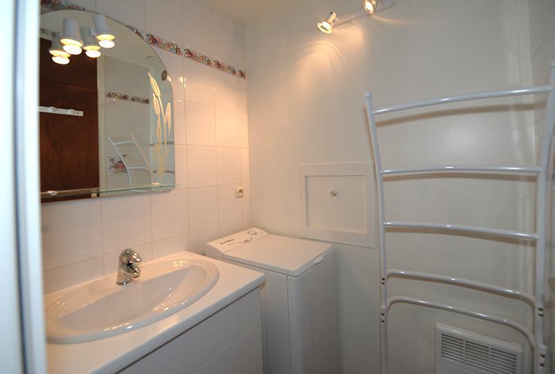 Urlaub in den Bergen 2 Zimmer Maisonettewohnung für 5 Personen (925) - La Résidence le Danchet - Les Menuires - Badezimmer
