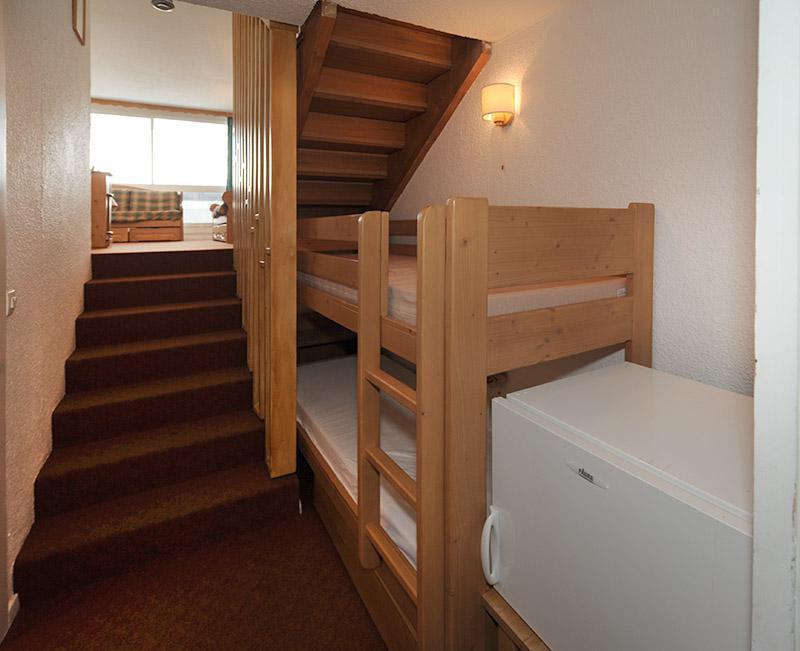 Urlaub in den Bergen 2 Zimmer Maisonettewohnung für 5 Personen (925) - La Résidence le Danchet - Les Menuires - Schlafbereich