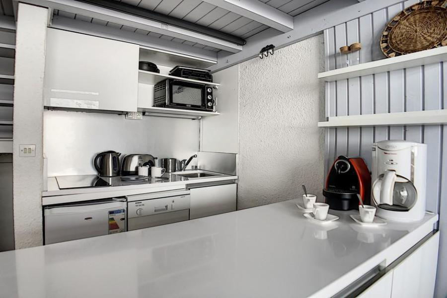 Urlaub in den Bergen Wohnung 2 Mezzanine Zimmer 6 Leute (1025) - La Résidence le Danchet - Les Menuires - Zwischengeschoss