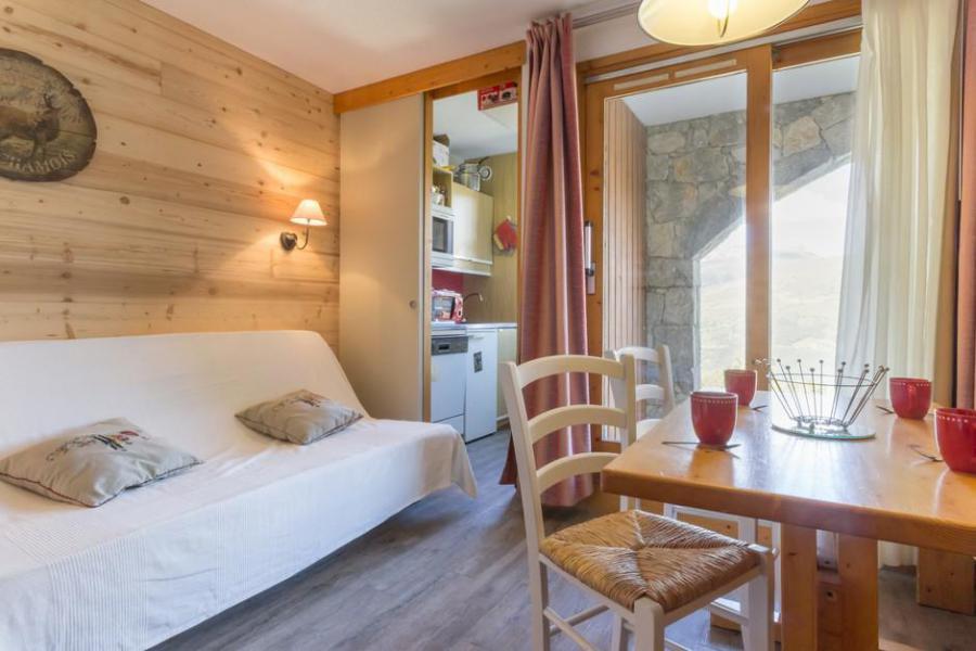 Vakantie in de bergen Studio 3 personen (5) - La Résidence le Dé 2 - Montchavin La Plagne