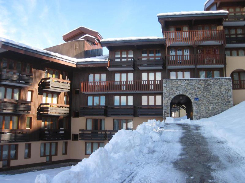 Vakantie in de bergen La Résidence le Dé 4 - Montchavin La Plagne