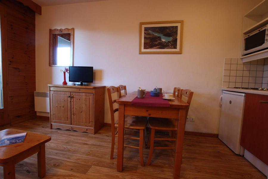 Vacaciones en montaña Apartamento 2 piezas para 4 personas (A405) - La Résidence le Hameau des Ecrins - Puy-Saint-Vincent