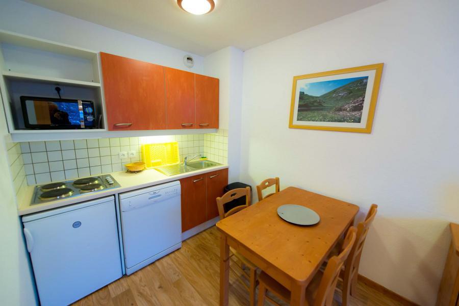 Vacaciones en montaña Apartamento 2 piezas para 4 personas (A503) - La Résidence le Hameau des Ecrins - Puy-Saint-Vincent