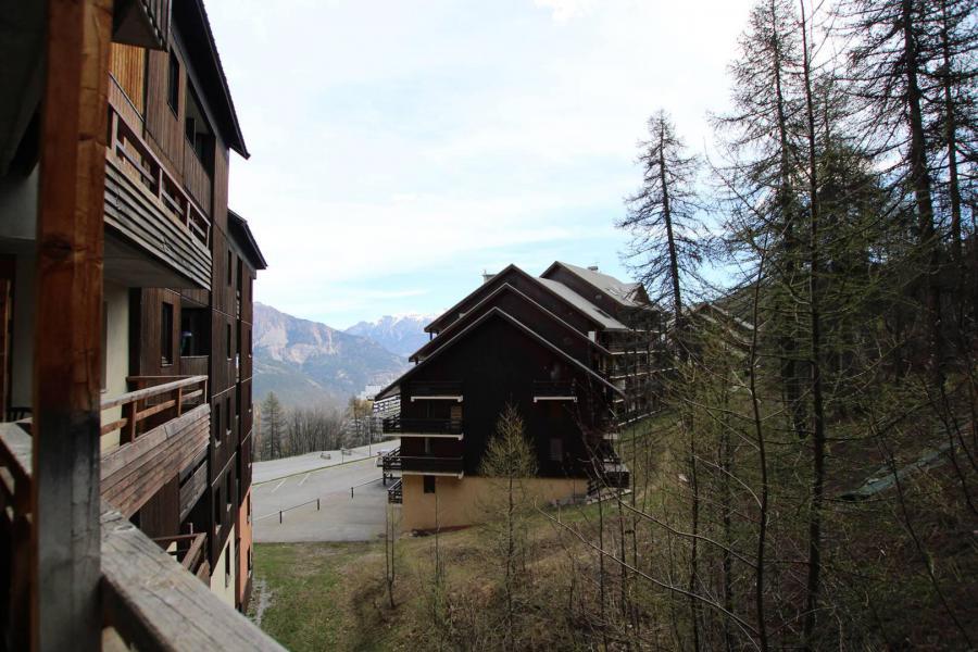 Vacaciones en montaña Apartamento 1 piezas para 4 personas (A303) - La Résidence le Hameau des Ecrins - Puy-Saint-Vincent