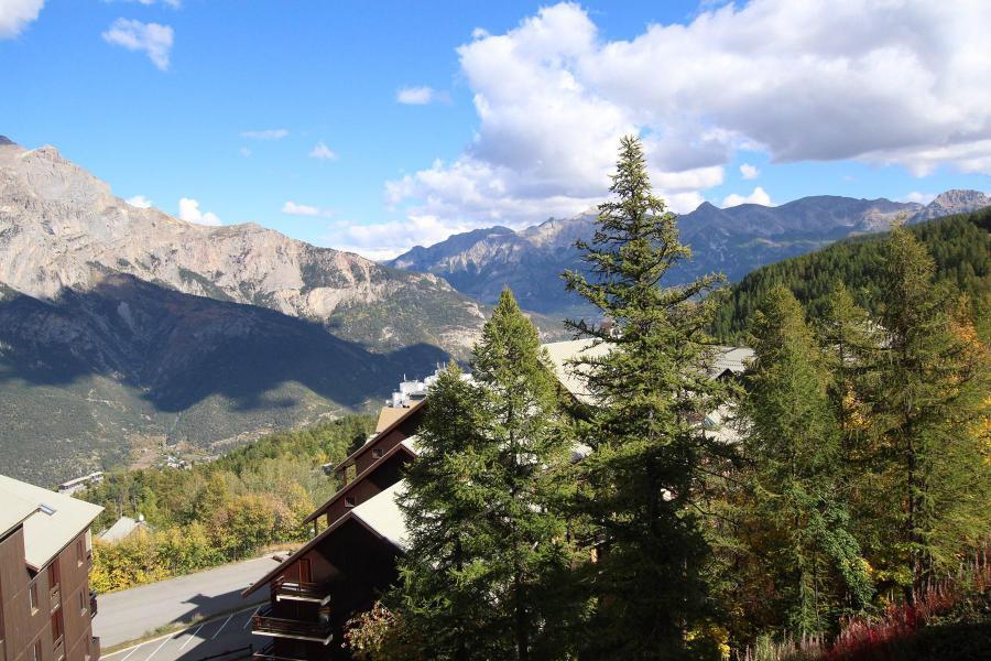 Vacaciones en montaña Apartamento 2 piezas para 4 personas (A911) - La Résidence le Hameau des Ecrins - Puy-Saint-Vincent - Verano