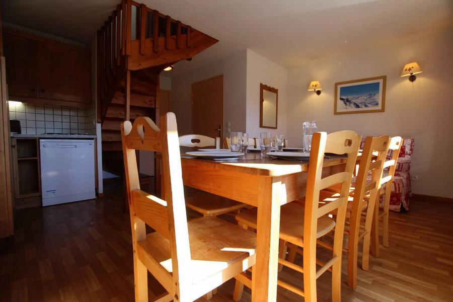 Vacaciones en montaña Apartamento dúplex 5 piezas 10 personas (C121) - La Résidence le Hameau des Ecrins - Puy-Saint-Vincent