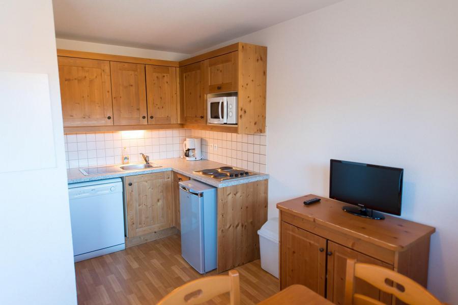 Vacaciones en montaña Apartamento 3 piezas para 6 personas (B312) - La Résidence le Hameau des Ecrins - Puy-Saint-Vincent